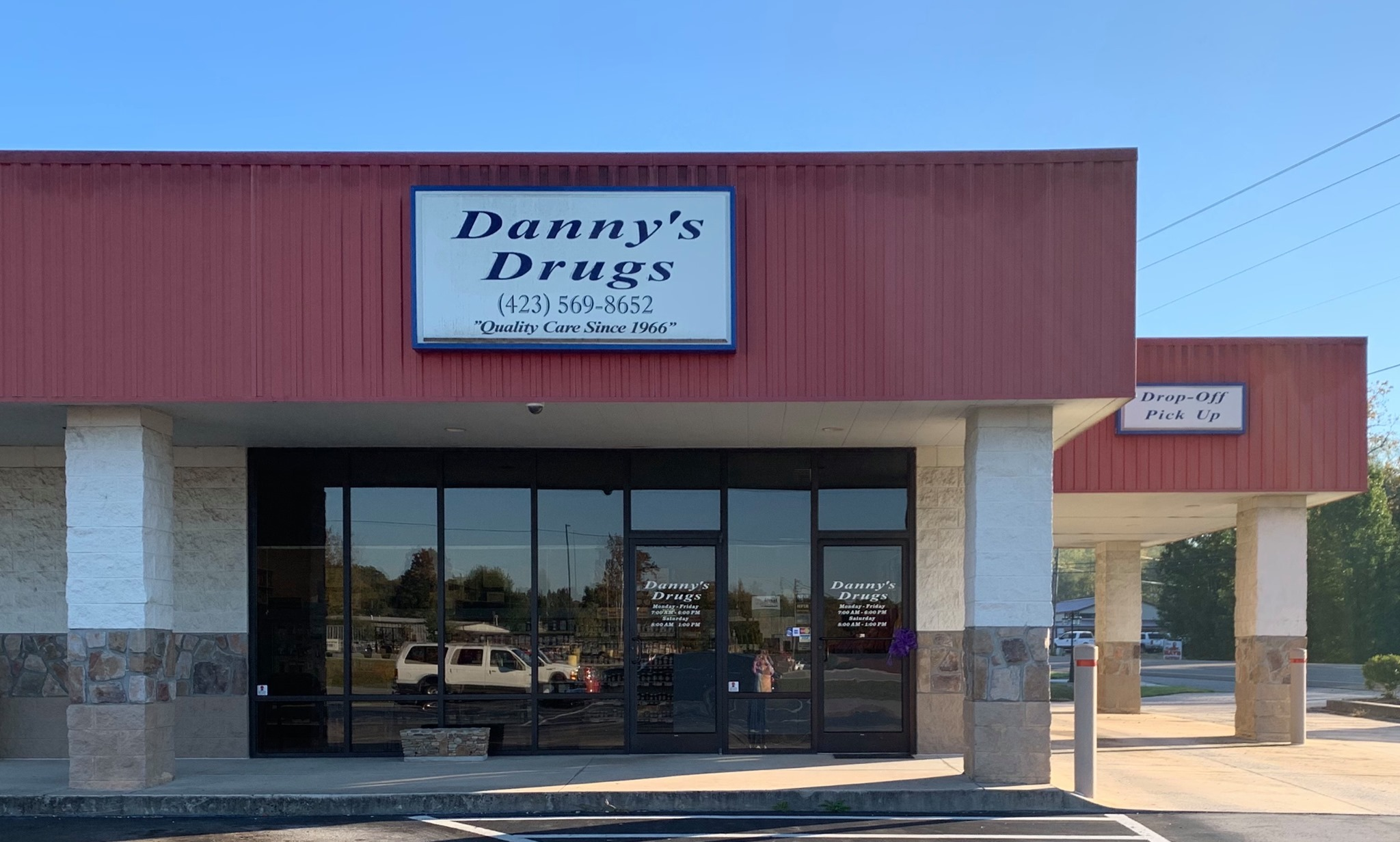 Danny's Drugs